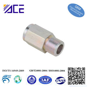 Aluminum CNC Machining Generator Auto Parts for Motor Shell Cover pictures & photos