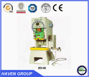 J21 Power Press Machine with High Quality pictures & photos