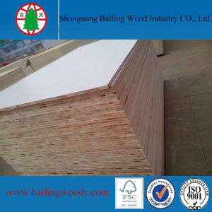 Indonesia Falcata Core Melamine Laminated Blockboard