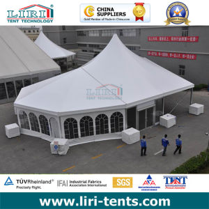 Mix Structure Tent for Wedding Party Exhibition Church and Event