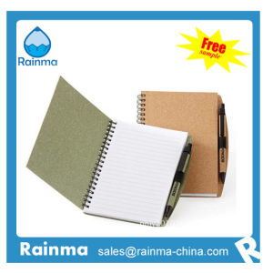 Custom Recycled Softcover Sketch Notebook pictures & photos