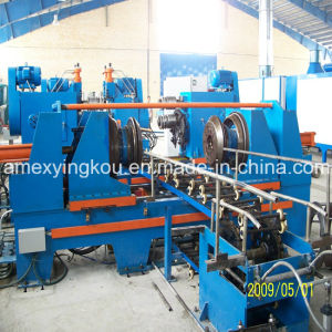 Flanging and Beading Machine for Steel Barrel Production Line 55 Gallon or Drum Machine pictures & photos