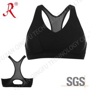 Dry Fit Yoga Top/ Sports Bra (QF-S314) pictures & photos