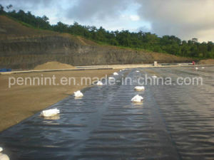 0.2mm-4.0mm HDPE Pond Liner/HDPE Geomembrane Landfill Pond Liner pictures & photos