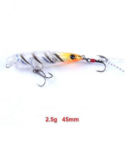 New ABS Plastic Lures Multi-Color Handmade Fishing Lures pictures & photos
