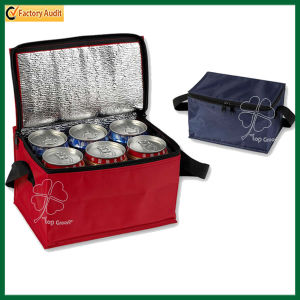 Outdoor Insulated Polyester 6 Cans Cooler Bags (TP-CB268) pictures & photos