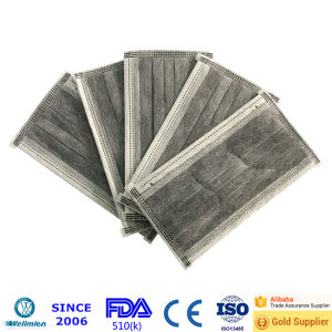 CE Approved Activated Carbon Filter Surgical Mask pictures & photos