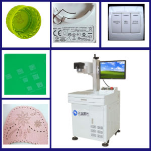 CO2 Metal Tube Series Laser Marking Machine for Footwear pictures & photos