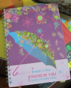 Note Book for Notice, Prize in School pictures & photos