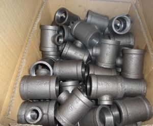 Best Carbon Steel Pipe Fitting Half Coupling pictures & photos