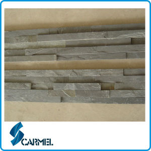Natural Grey Slate Stone Wall Panel for Culture Stone