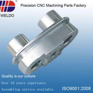 China High Precision OEM Aluminum Milling CNC Machinery Parts pictures & photos