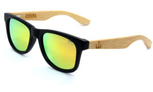 Ry-Ban Bamboo Sunglasses and FDA CE pictures & photos