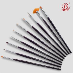 10-PC Violet-Rod Set Brush