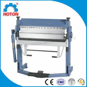 Metal Hand Brake Folding Machine (Manual Bending PBB1020/3SH PBB1270/3SH) pictures & photos