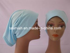 Classic Bonnet Muslim Scarf Hijab in Stock-109