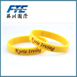 Wholesale PVC Slap Bracelet Band with Custom pictures & photos