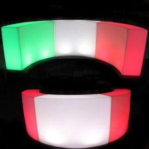 LED Snake Bar Luminous Round Bar LED Wine Display pictures & photos
