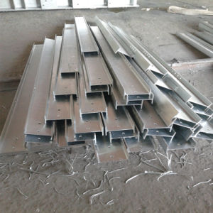Steel Frame Parts Welded by H Steel Beam pictures & photos