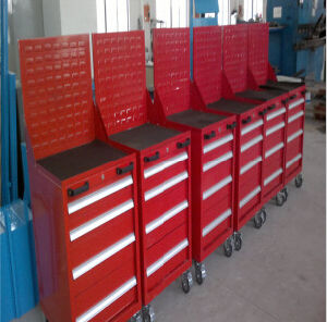 OEM Sheet Metal Fabrication Metal Tool Cabinet