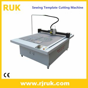 Pattern Formed Cutting Machine for Garment Sewing