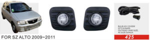 Front Fog Lamp for SZ Alto 2009~2011