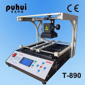 T-890 BGA Rework Station, IrDA Welder, Welding Machine, SMD Rework Station, BGA Repair Tool Kit, BGA Reballing Station pictures & photos