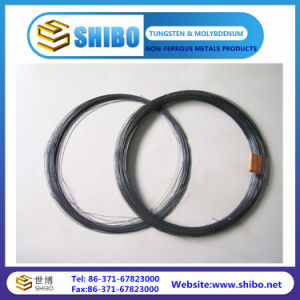 Top Quality of Black Tungsten Wires with Cheap Price pictures & photos