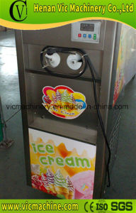 18L/H BL-818 Soft Ice Cream Machine with Top Quality and CE pictures & photos