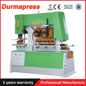 Double Head Punching Machine Q35y-30 for Profile Steel pictures & photos