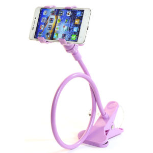 Factory Wholesale Cell Phoen Flexible Long Arm Metal Holder for iPhone for Android Smart Mobile Phone Holder