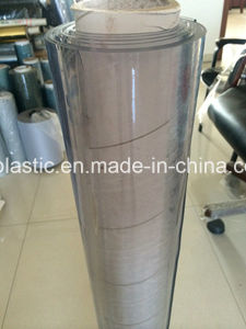 PVC Film with Crystal and High Quality pictures & photos