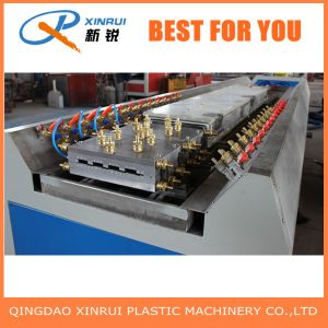 PE WPC Plastic Profile Extruder Line pictures & photos