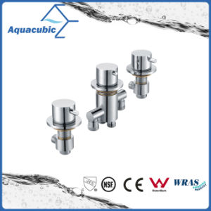 Bathroom Wall Mount Thermostatic Valve Bath Shower Faucet (AF5205-7) pictures & photos