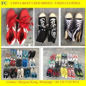 Used Clothing / Used Clothe / Second Hand Clothes for African Market (FCD-002) pictures & photos