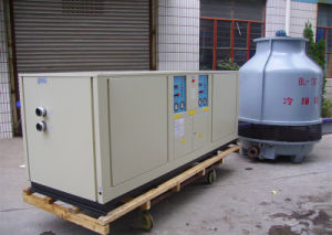 Box Type Water Cooled Water Chiller