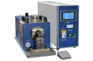 Desk-Top 800W Ultrasonic Metal Welder (Tabbing) with Touch-Screen Digital Controller, 40kHz pictures & photos