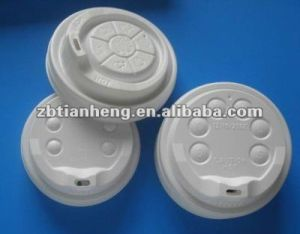 Two Side Matte Cup Lids Usage HIPS Plastic Sheets pictures & photos