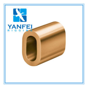 Copper / Brass Ferrule for Wire Rope pictures & photos