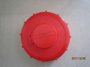 Vented Lid for IBC Tank