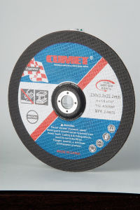 Cutting Wheel for Metal (230X3.2X22.2) Abrasive with MPa Certificates pictures & photos