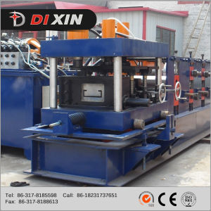 High Quality Steel C Purlin Roll Forming Machinery pictures & photos