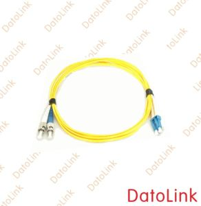 LC-St Sm Duplex Patchcords/Patch Cord pictures & photos