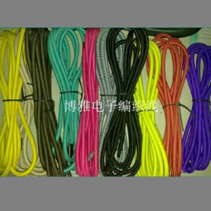 Fabric Braided Lamp Cord, Lamp Wire, Power Cable pictures & photos