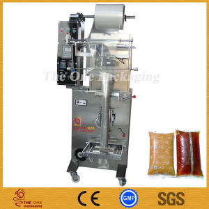 Viscosity Liquid Vertical Packaging/ Sauce Bag Packaging Machine pictures & photos