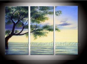 Modern Canvas Art Landscape Oil Painting for Wall Decor (LA3-125) pictures & photos