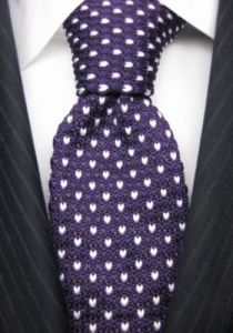 Men′s Fashionable 100% Polyester Knitted Tie (NT067) pictures & photos