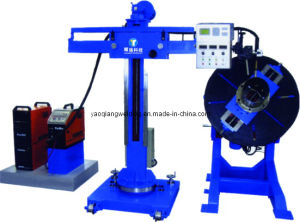 High Accuracy Steel Pipe/Tube Welding Center Equipment pictures & photos