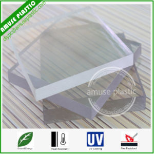 Makrolon Polycarbonate Sheet Anti-Bullet Light Plastic Sheet pictures & photos