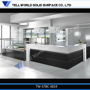 Display Counter, Shop Counter Design, Marble Restaurant Bar Counter Design pictures & photos